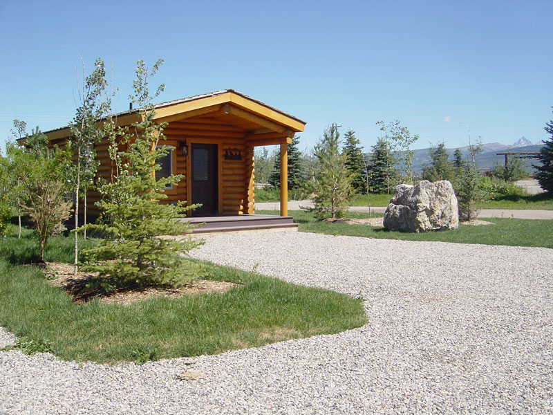 Teton Mountain Ranch Cabins